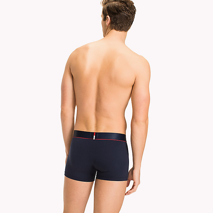 TOMMY HILFIGER Flex Trunks - BLACK - TOMMY HILFIGER Clothing - detail image 1