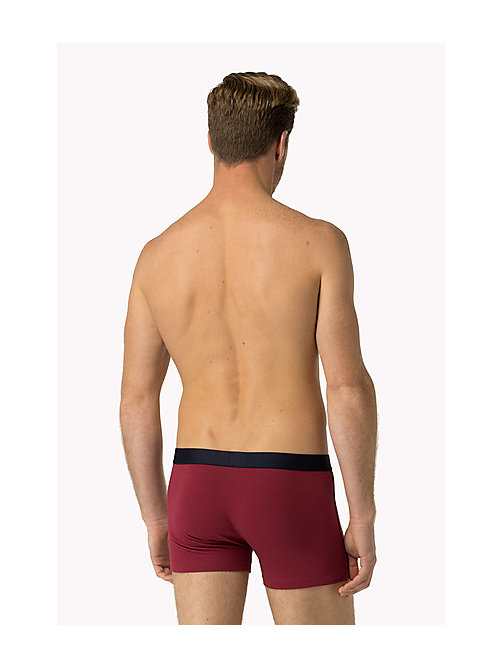 TOMMY HILFIGER Icon Trunks - RUMBA RED - TOMMY HILFIGER Trunks - detail image 1