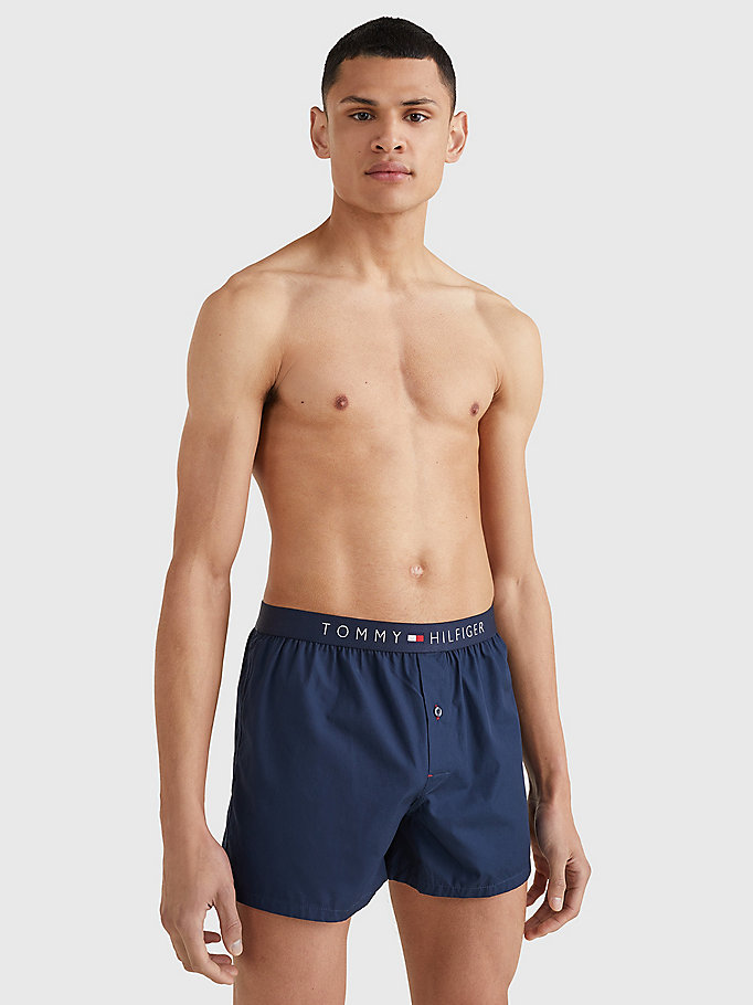 TOMMY HILFIGER Icon Boxers - RUMBA RED - TOMMY HILFIGER Men - detail image 1