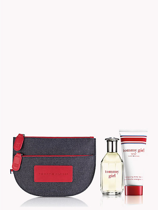 TOMMY HILFIGER Tommy Girl Favorite Things Holiday Set - RED - TOMMY HILFIGER Bags & Accessories - detail image 1