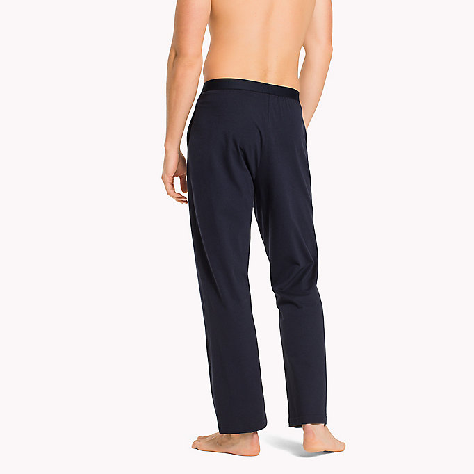 TOMMY HILFIGER Icon Trousers - BLACK - TOMMY HILFIGER Clothing - detail image 1
