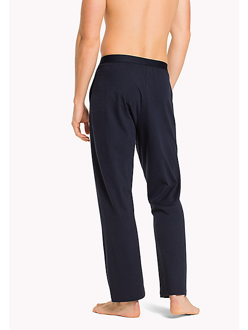 TOMMY HILFIGER Icon Trousers - NAVY BLAZER-PT - TOMMY HILFIGER Lounge & Nightwear - detail image 1