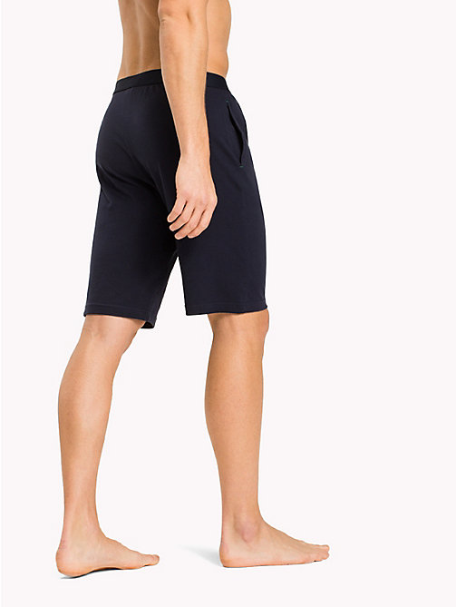 TOMMY HILFIGER Icon Shorts - NAVY BLAZER-PT - TOMMY HILFIGER Lounge & Nightwear - detail image 1