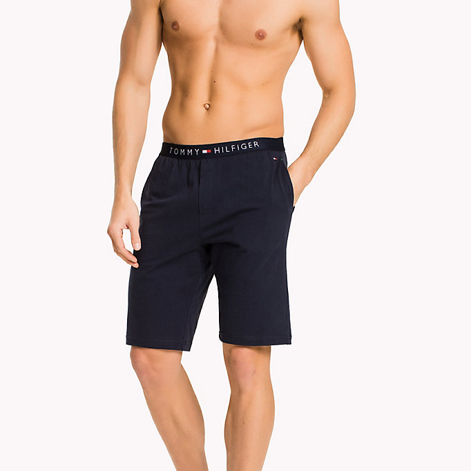 TOMMY HILFIGER Icon - Short - BLACK - TOMMY HILFIGER Vêtements - image principale