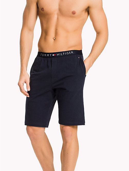 TOMMY HILFIGER Icon Shorts - NAVY BLAZER-PT - TOMMY HILFIGER Lounge & Nightwear - main image