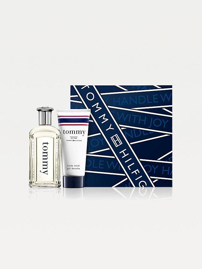 multi tommy men's holiday gift set for men tommy hilfiger