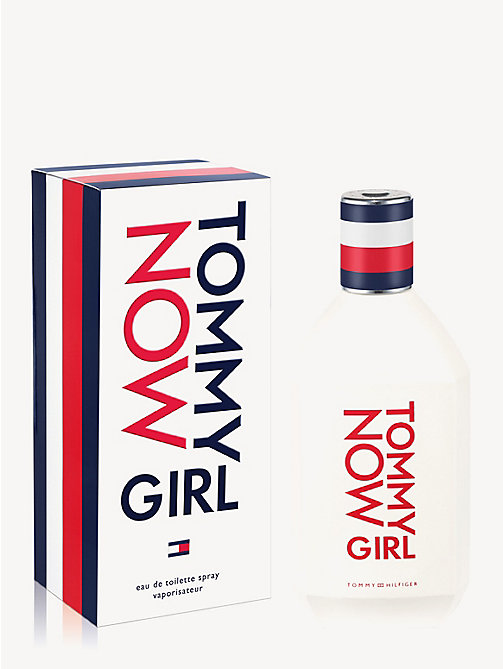 TOMMY HILFIGER Tommy Now Girl Eau de Toilette - WHITE - TOMMY HILFIGER Fragrances - main image