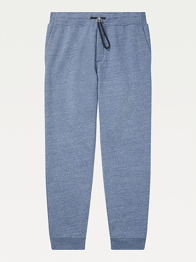 blau adaptive regular fit jogginghose mit tunnelzug für men - tommy hilfiger