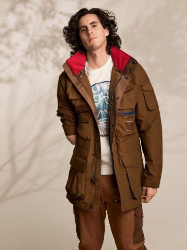 Куртка Adaptive в утилитарном стиле