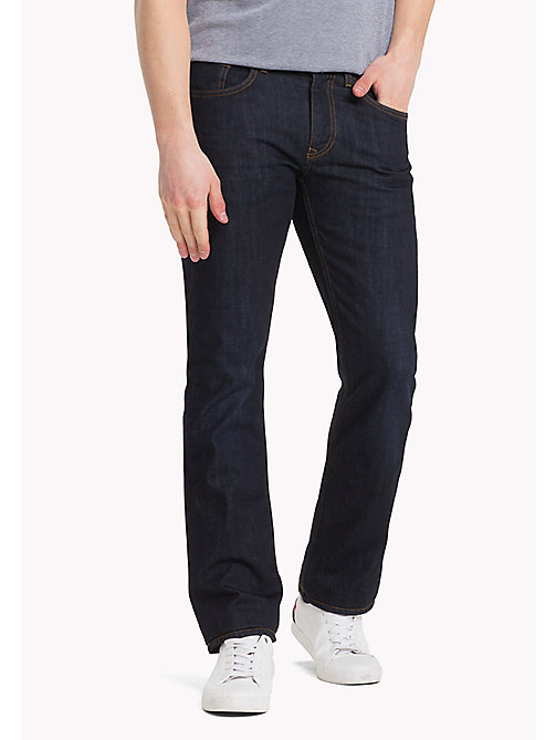 Regular Fit Straight Leg Jeans - CLEAN BLUE? -  Men - main image
