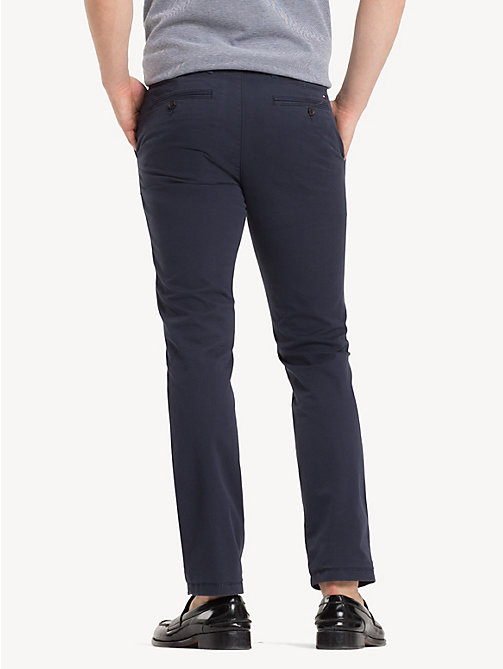 Straight Fit Chinos aus Bio-Baumwolle - SKY CAPTAIN -  Kleidung - main image 1