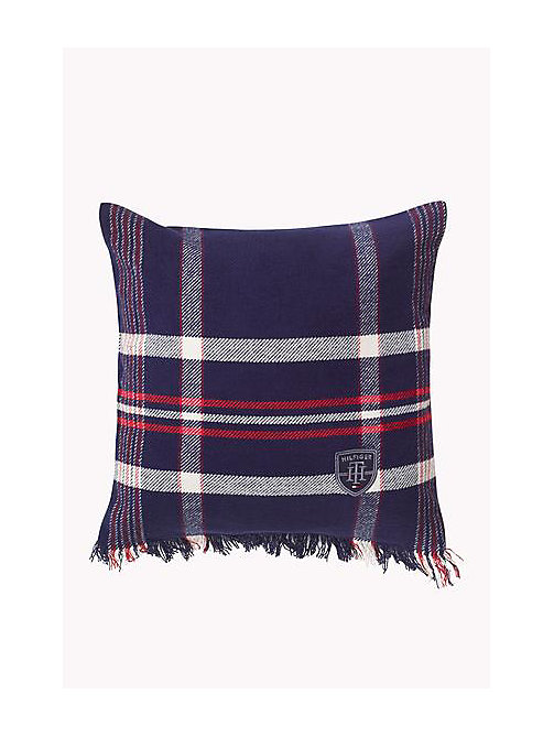 TOMMY HILFIGER Accent Pillow - NAVY - TOMMY HILFIGER Home Collection - main image