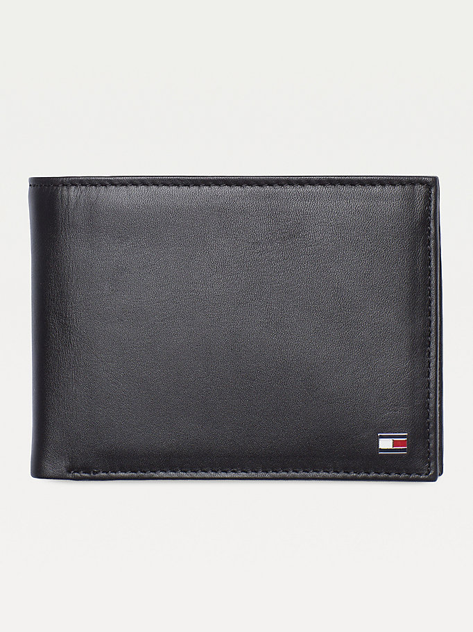 TOMMY HILFIGER Etn Credit Card Wallet - BROWN - TOMMY HILFIGER Bags & Accessories - main image