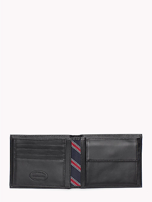 TOMMY HILFIGER Etn Trifold Wallet - BLACK - TOMMY HILFIGER Wallets & Keyrings - detail image 1