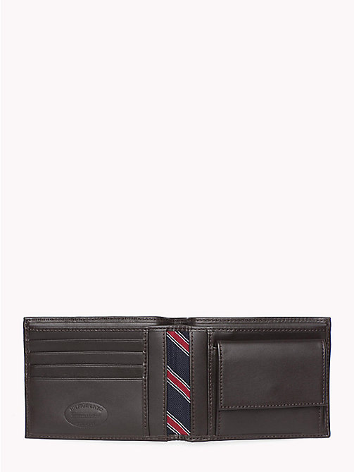 TOMMY HILFIGER Etn Trifold Wallet - BROWN - TOMMY HILFIGER Wallets & Keyrings - detail image 1