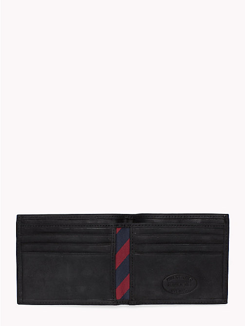 TOMMY HILFIGER Johnson Mini Wallet - BLACK - TOMMY HILFIGER Wallets & Keyrings - detail image 1