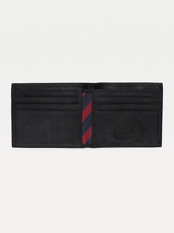 TOMMY HILFIGER Johnson mini-portemonnee - BROWN - TOMMY HILFIGER Tassen & Accessoires - detail image 2