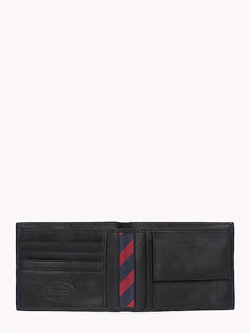 TOMMY HILFIGER Johnson Trifold Wallet - BLACK - TOMMY HILFIGER Bags & Accessories - detail image 1