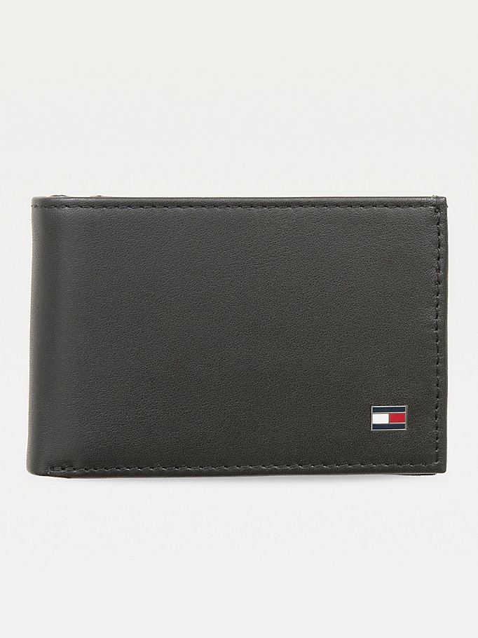 TOMMY HILFIGER Etn Mini Wallet - BROWN - TOMMY HILFIGER Bags & Accessories - main image