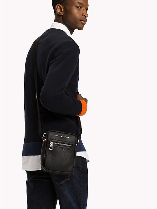 TOMMY HILFIGER Essentials Reporter Bag - BLACK - TOMMY HILFIGER Bags & Accessories - detail image 1