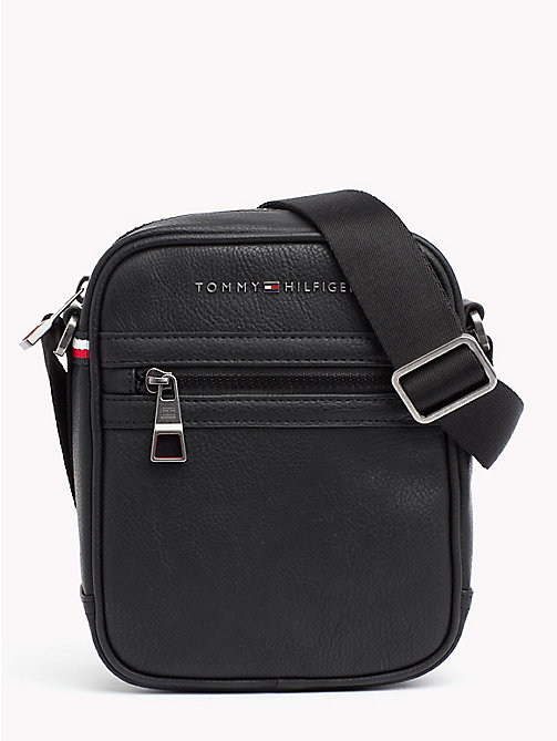 TOMMY HILFIGER Essentials Reporter Bag - BLACK - TOMMY HILFIGER Crossbody Bags - main image