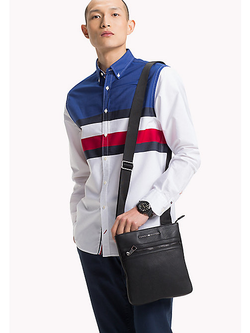 TOMMY HILFIGER Essentials Crossover Bag - BLACK - TOMMY HILFIGER Bags - detail image 1