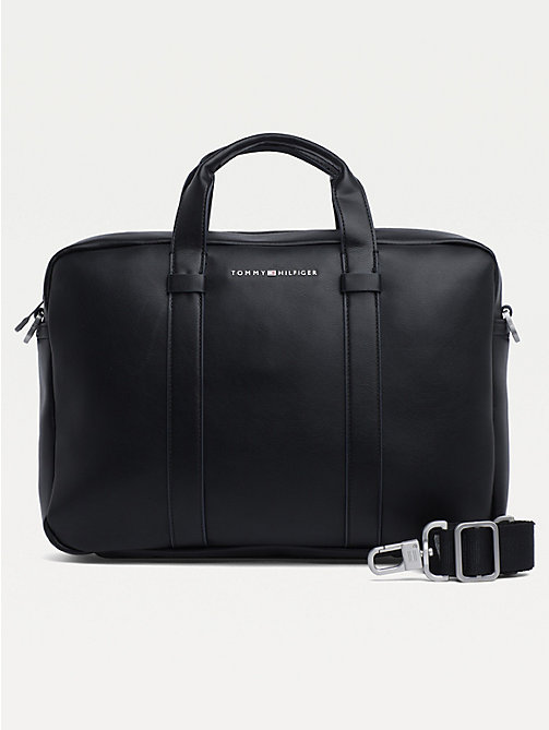TOMMY HILFIGER Computer Bag - BLACK - TOMMY HILFIGER Laptop Bags - main image