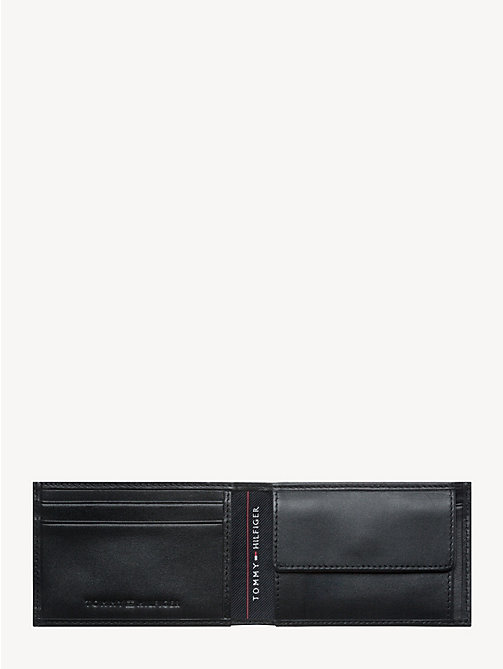 TOMMY HILFIGER Small Wallet - BLACK - TOMMY HILFIGER Wallets & Keyrings - detail image 1
