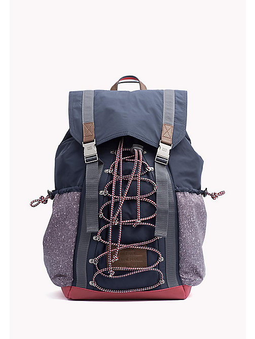 TOMMY HILFIGER Hiking Backpack - TOMMY NAVY - TOMMY HILFIGER Bags & Accessories - main image