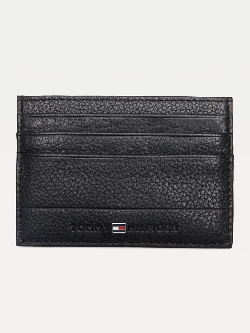 Tommy Hilfiger - TH Core Leather Card Holder - 1