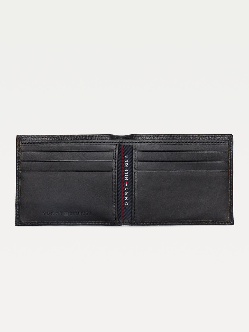 Tommy Hilfiger - TH Core Small Leather Wallet - 3