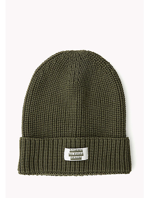 TOMMY JEANS Beanie - FOUR LEAF CLOVER - TOMMY JEANS Men - main image