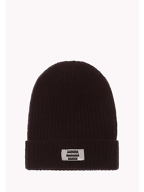 TOMMY JEANS Beanie - TOMMY NAVY - TOMMY JEANS Bags & Accessories - main image