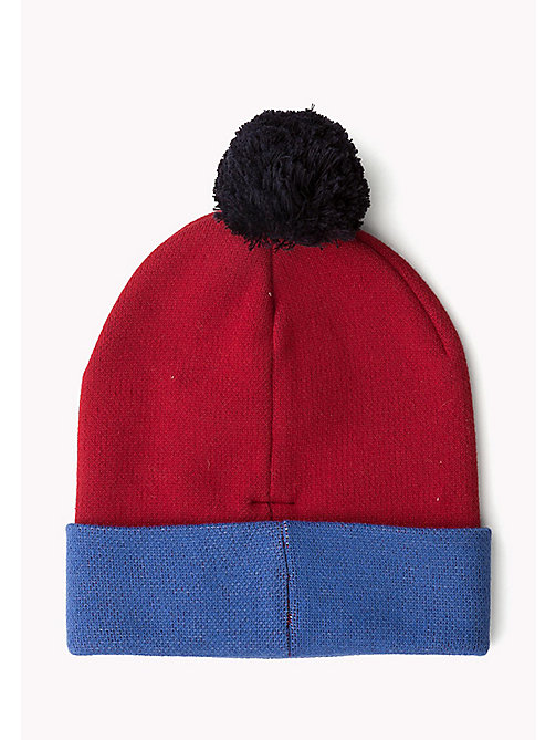 TOMMY JEANS Chevron Beanie - CORPORATE CLRS - TOMMY JEANS Bags & Accessories - detail image 1