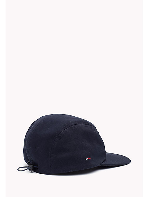 TOMMY JEANS Cotton Twill Cap - TOMMY NAVY - TOMMY JEANS Bags & Accessories - detail image 1