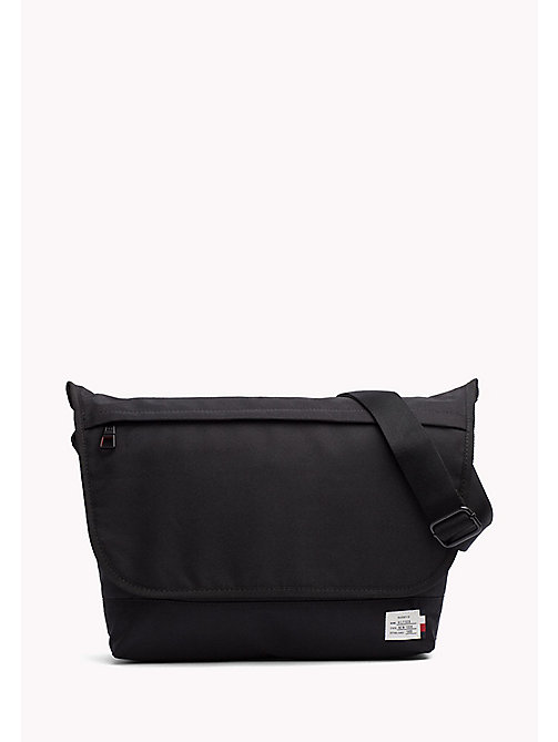 TOMMY HILFIGER Messenger Bag - BLACK - TOMMY HILFIGER Bags & Accessories - main image
