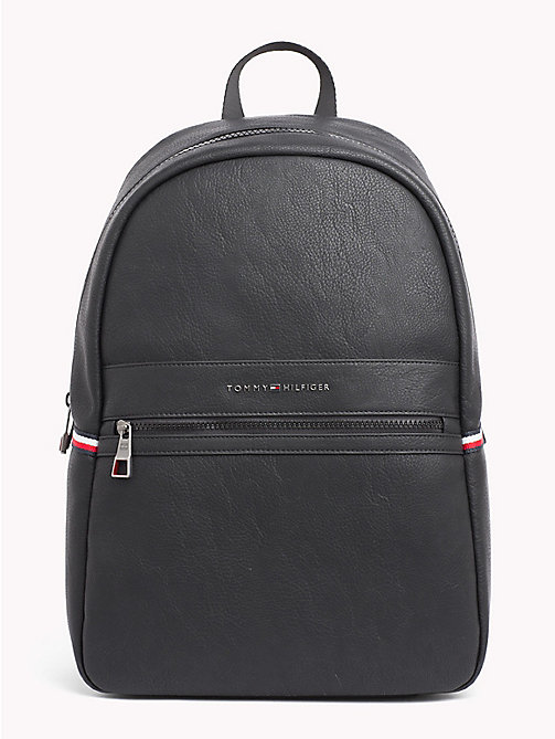 TOMMY HILFIGER Essential Laptop Backpack - BLACK - TOMMY HILFIGER NEW IN - main image