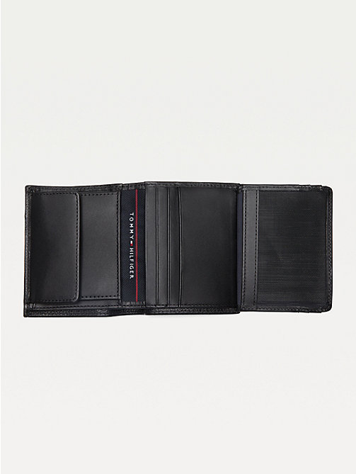TOMMY HILFIGER CORE NS TRIFOLD - BLACK - TOMMY HILFIGER Wallets & Keyrings - detail image 1