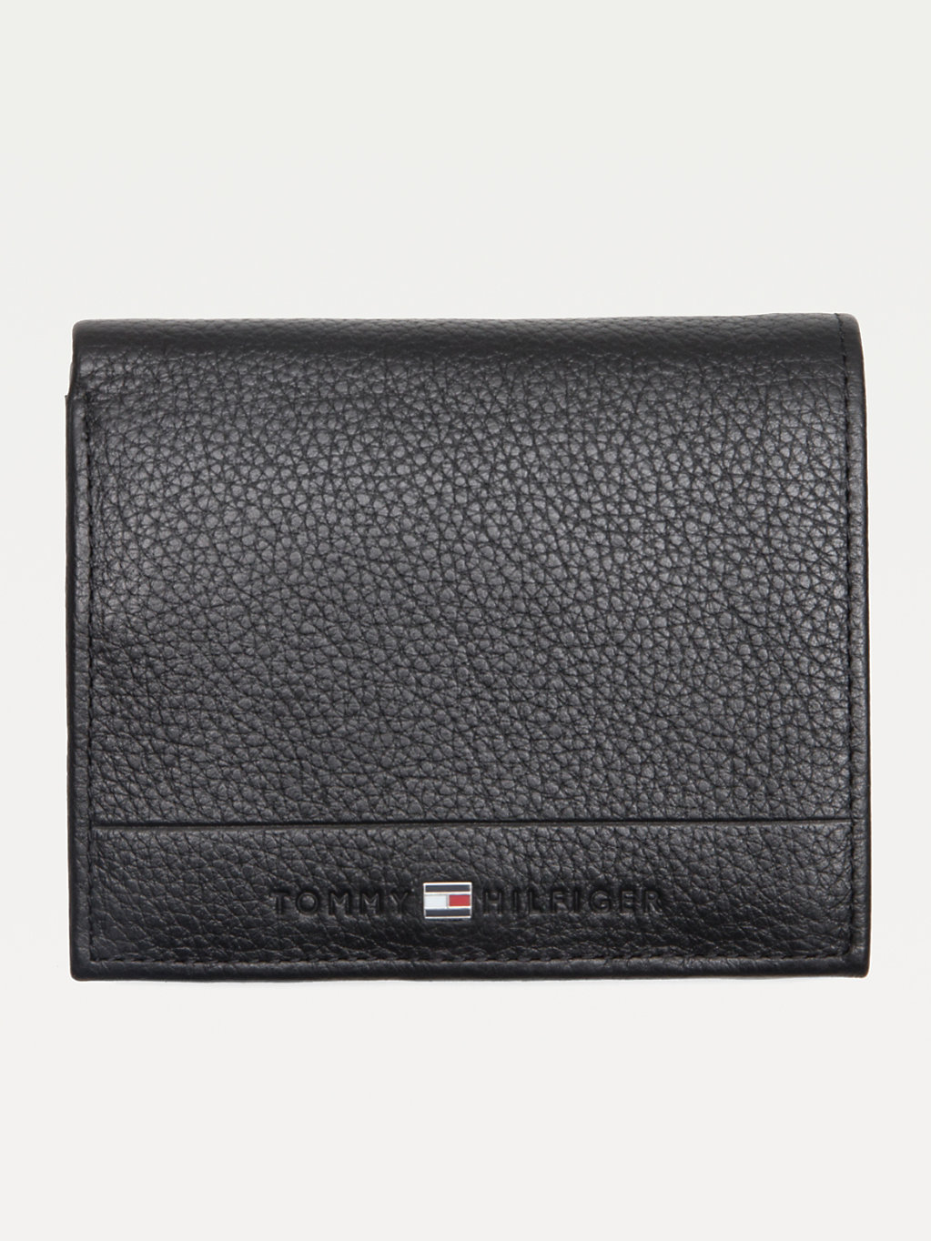 Tommy Hilfiger - TH Core Leather Trifold Wallet - 1