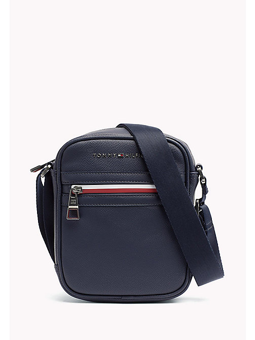 Essential Mini Reporter Bag - TOMMY NAVY - TOMMY HILFIGER Bags & Accessories - main image