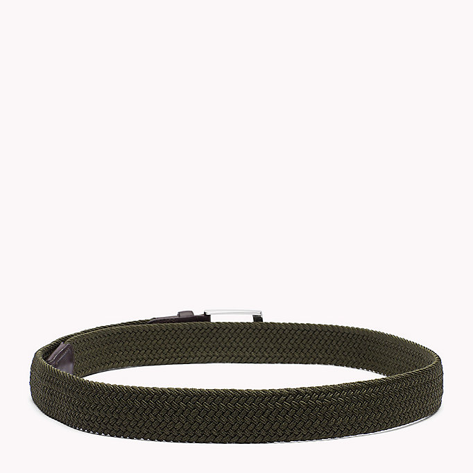TOMMY HILFIGER Braided Belt - SKY CAPTAIN - TOMMY HILFIGER Men - detail image 1