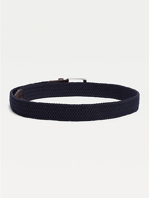 TOMMY HILFIGER Braided Belt - SKY CAPTAIN - TOMMY HILFIGER Belts - detail image 1