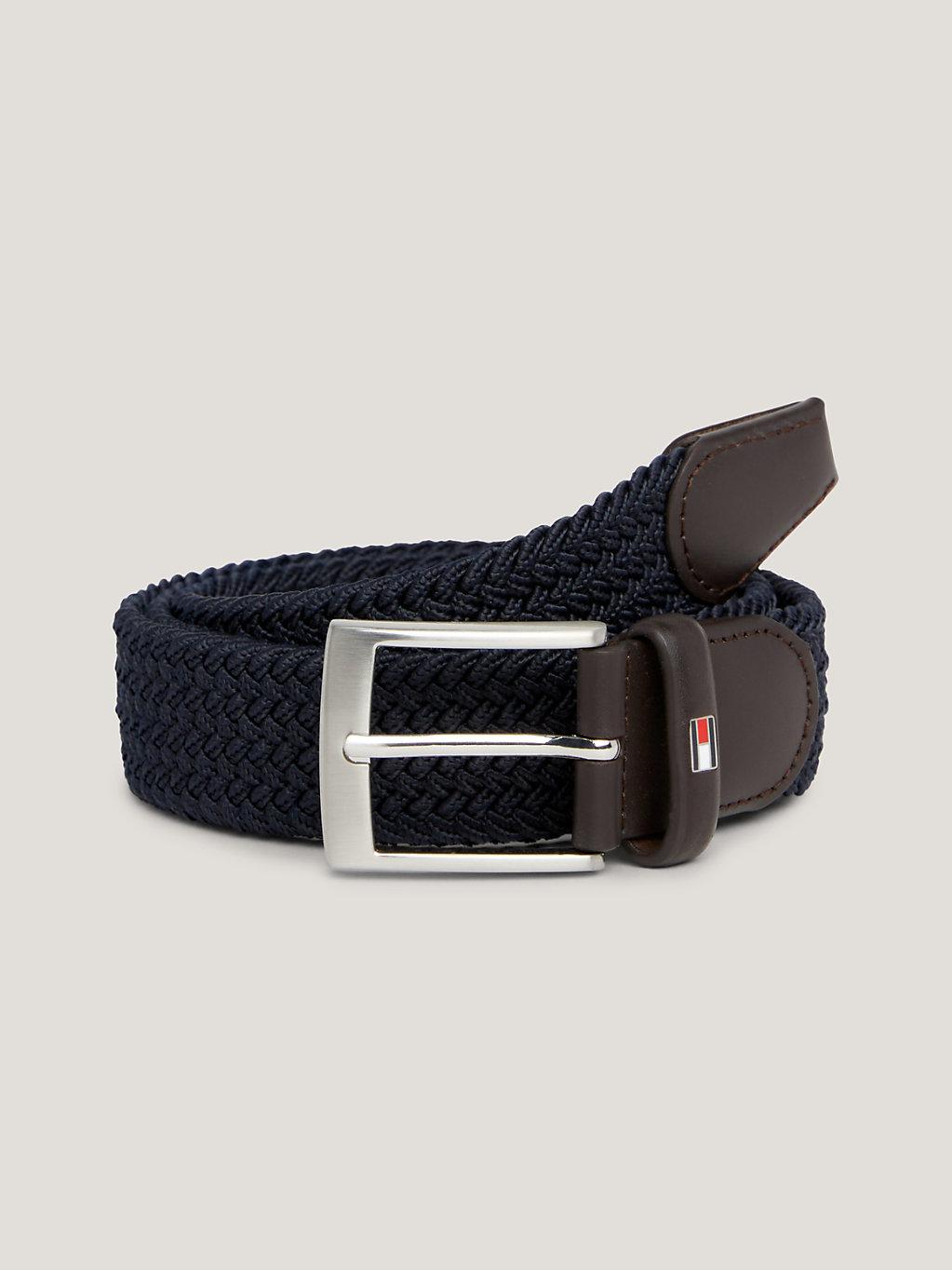 Tommy Hilfiger - Cinturón trenzado - 1