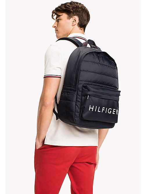Backpack - TOMMY NAVY - TOMMY HILFIGER Bags & Accessories - detail image 1