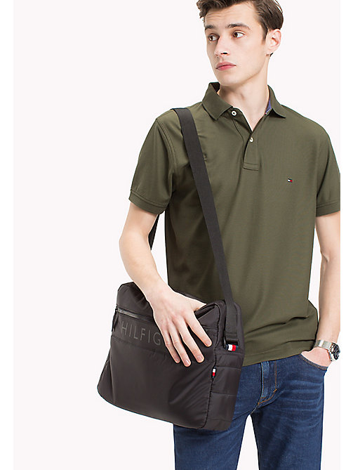 TOMMY HILFIGER Messenger bag - BLACK - TOMMY HILFIGER Bags & Accessories - imagen detallada 1