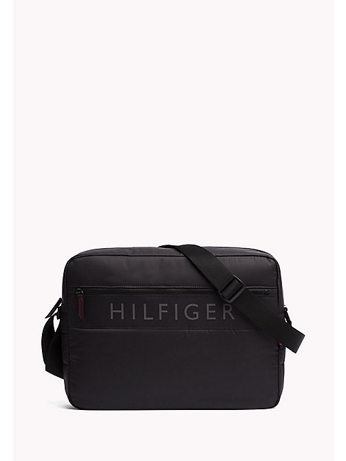 TOMMY HILFIGER Messenger Bag - BLACK - TOMMY HILFIGER Messenger Bags - main image
