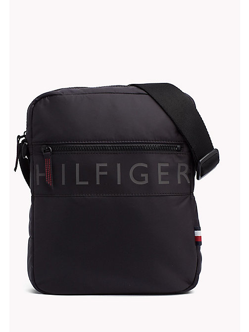 TOMMY HILFIGER Reporter Bag - BLACK - TOMMY HILFIGER Crossbody Bags - main image