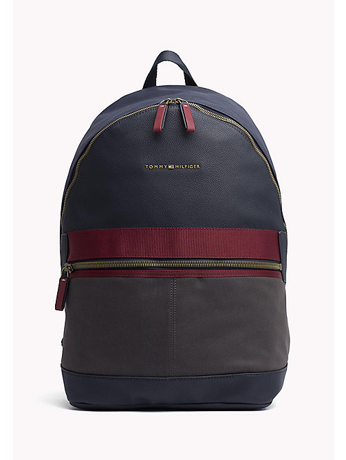 Backpack - TOMMY NAVY - TOMMY HILFIGER Bags & Accessories - main image