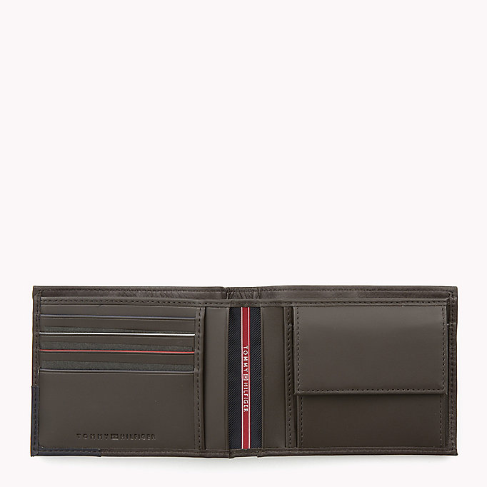 TOMMY HILFIGER Leather Wallet - BLACK - TOMMY HILFIGER Bags & Accessories - detail image 2