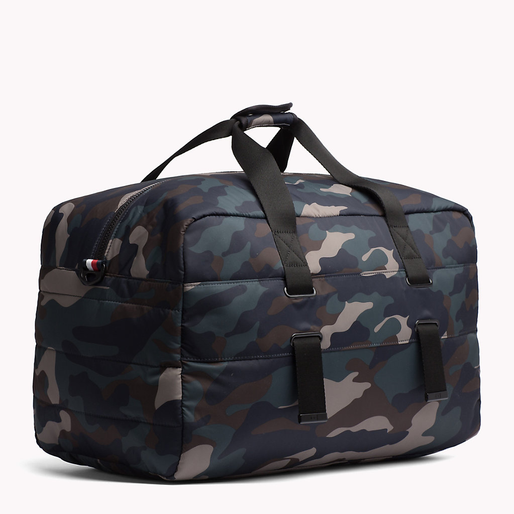Home Men Camo Duffle Bag Zoom 1